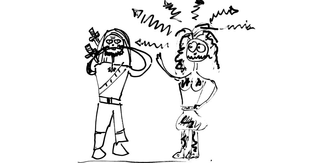 Geralt a Yennefer: co dělá zaklínač blbě?